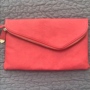 Urban Expressions Convertible envelope clutch